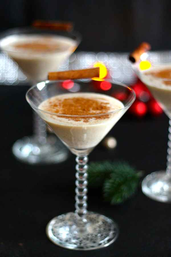 Coquito - Traditional Puerto Rican Recipe | 196 flavors