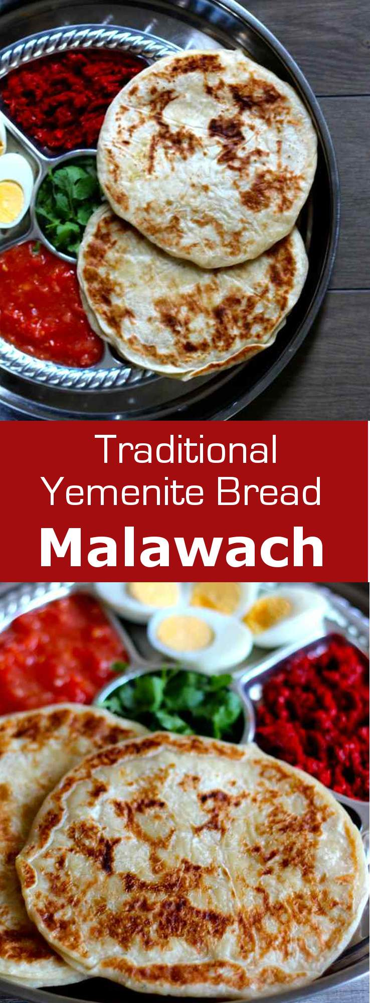 Malawach Traditional Yemenite Recipe 196 Flavors