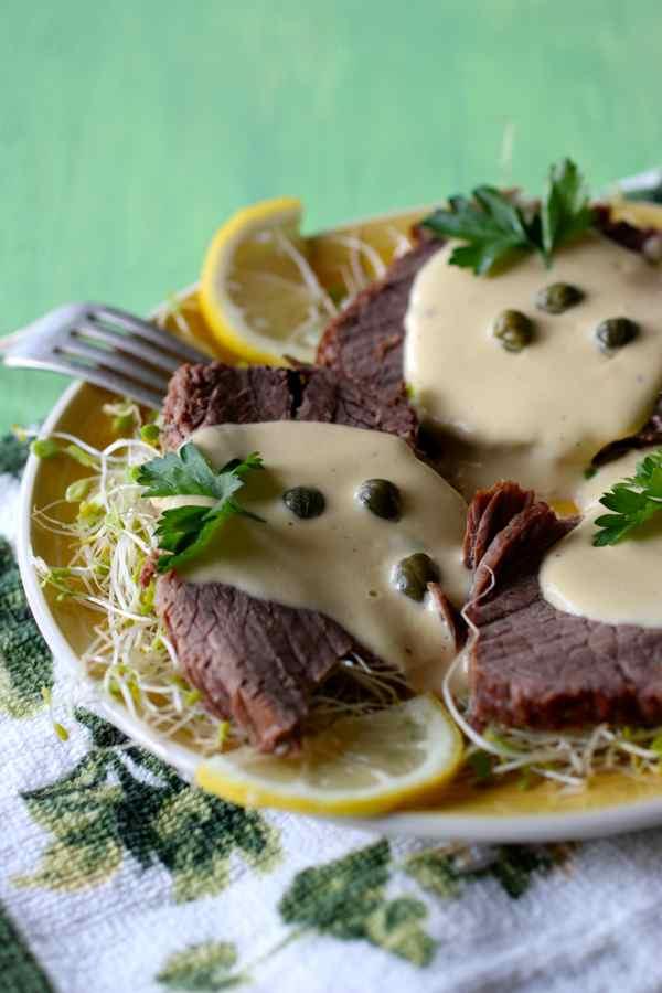 Vitel ton recette traditionnelle argentine 196 flavors - Recette de cuisine argentine ...
