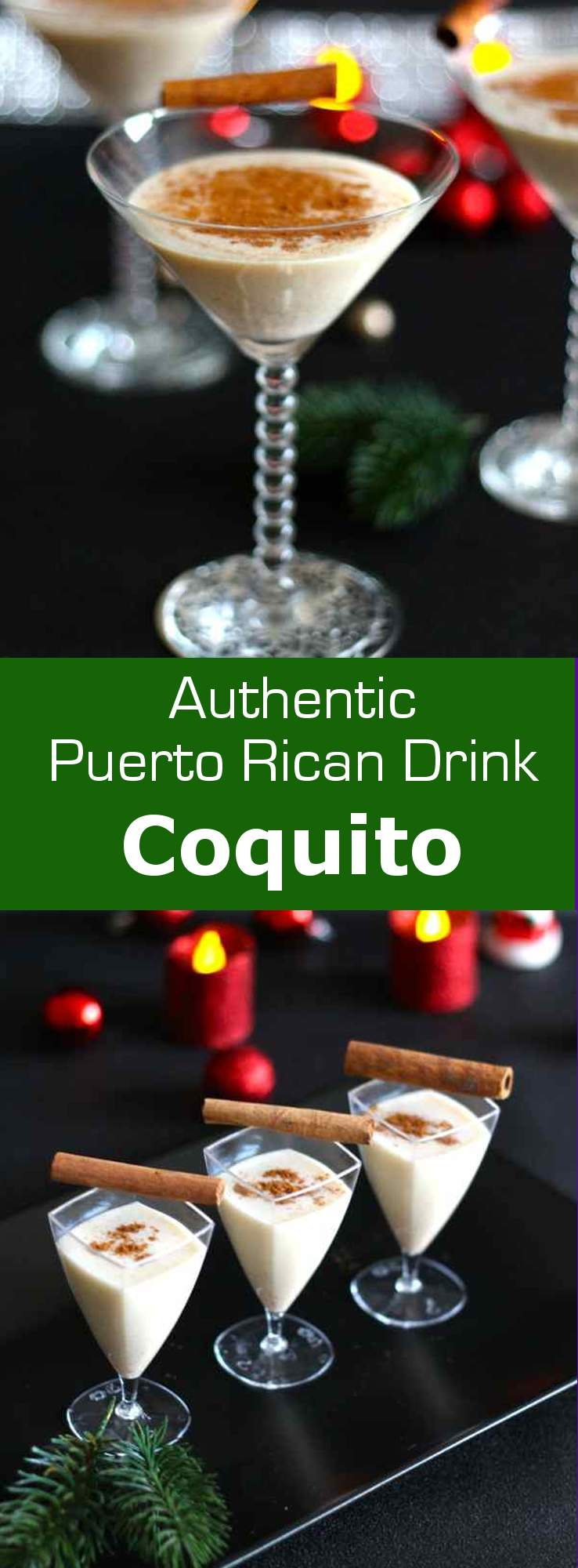 Coquito traditional puerto rican recipe 196 flavors coquito is the traditional puerto rican christmas drink that is no other than an eggnog with forumfinder Choice Image
