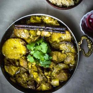 Birmanie : Curry de Porc