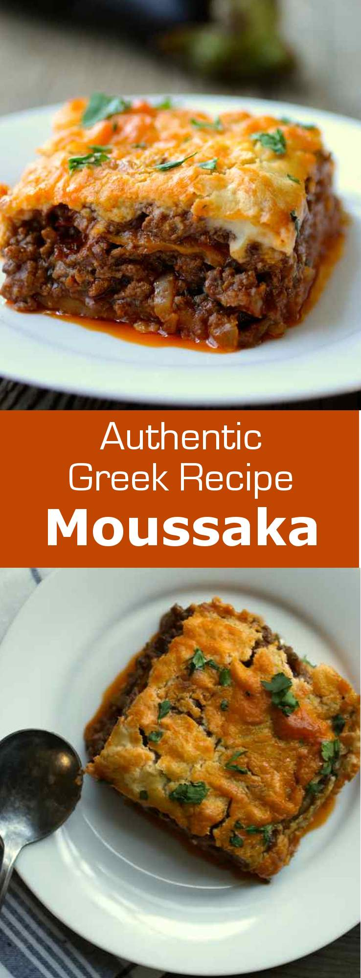 Moussaka traditional greek recipe 196 flavors moussaka is the iconic hearty greek dish composed of layers of eggplants saucy ground meat forumfinder Image collections