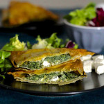 Greece: Spanakopita