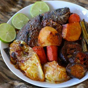 Senegal: Thieboudienne