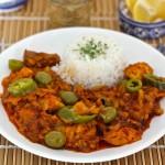 Senegal: Chicken Yassa