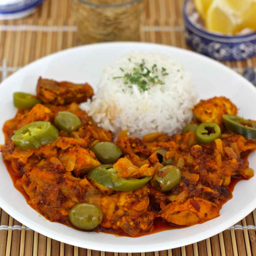 Recipe Gambian Food