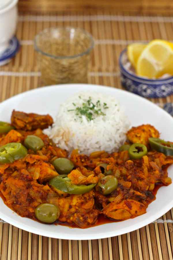 Chicken Yassa Authentic Senegalese Recipe 196 Flavors