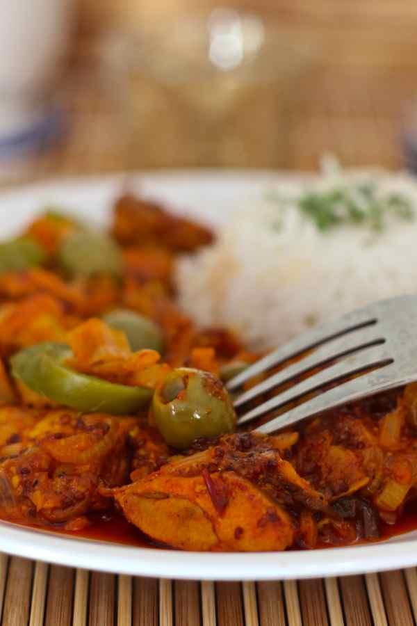 Chicken Yassa - Authentic Senegalese Recipe   196 flavors