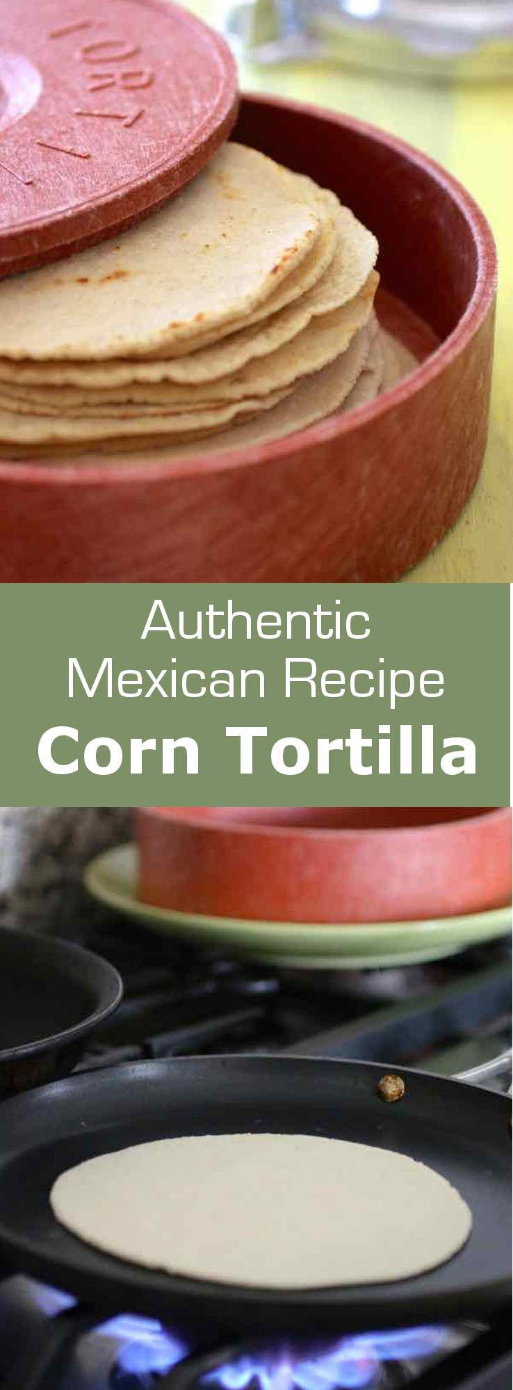 ... make tacos, enchiladas or be fried to make corn tortilla chips. #