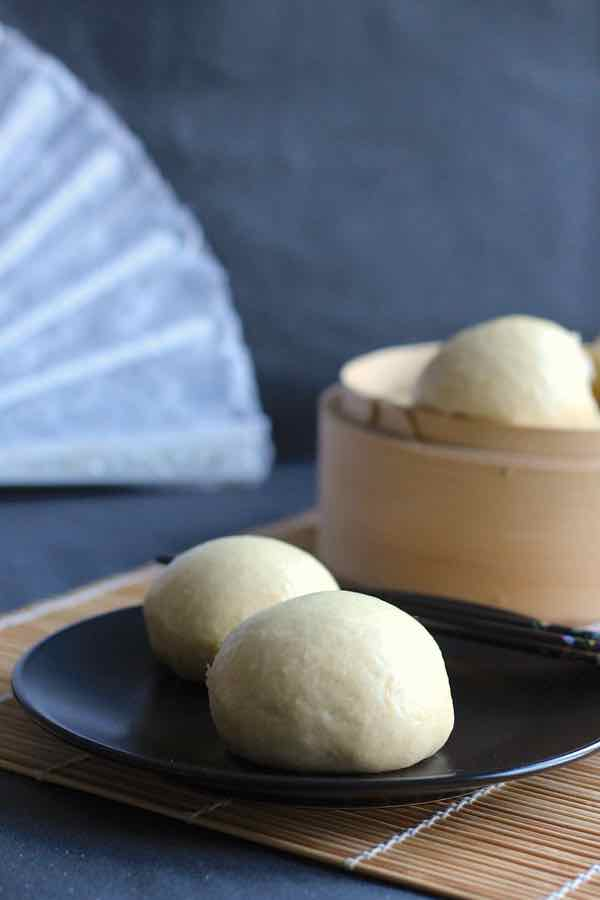 homemade mantou