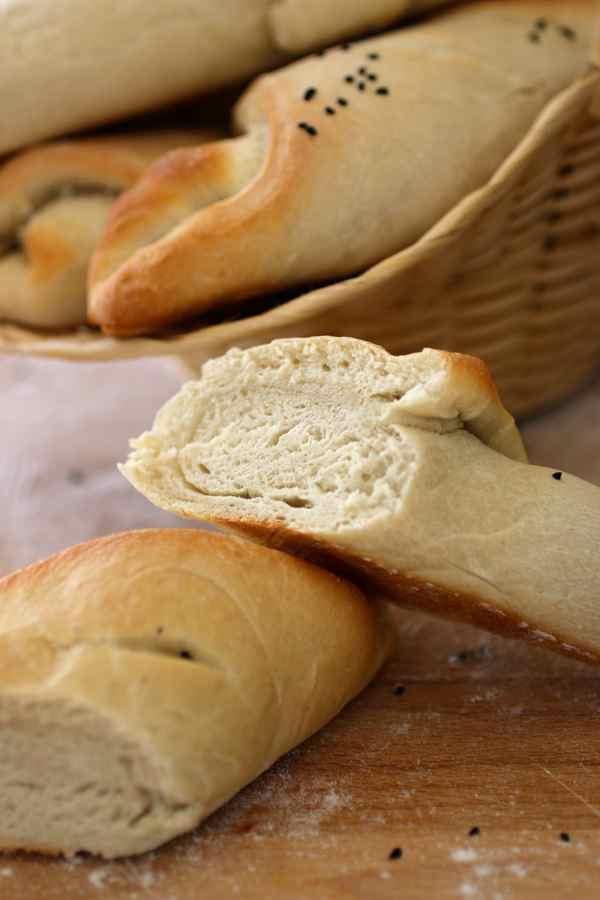 Italian Tunisian bread