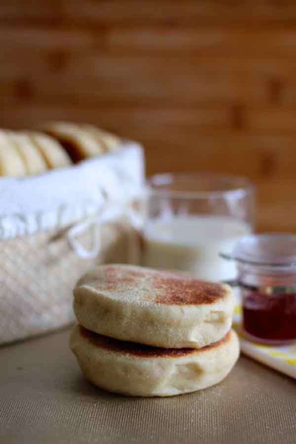 muffin inglés