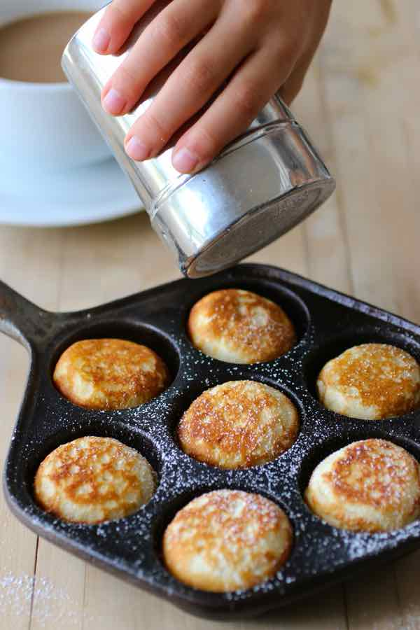 authentic aebleskiver