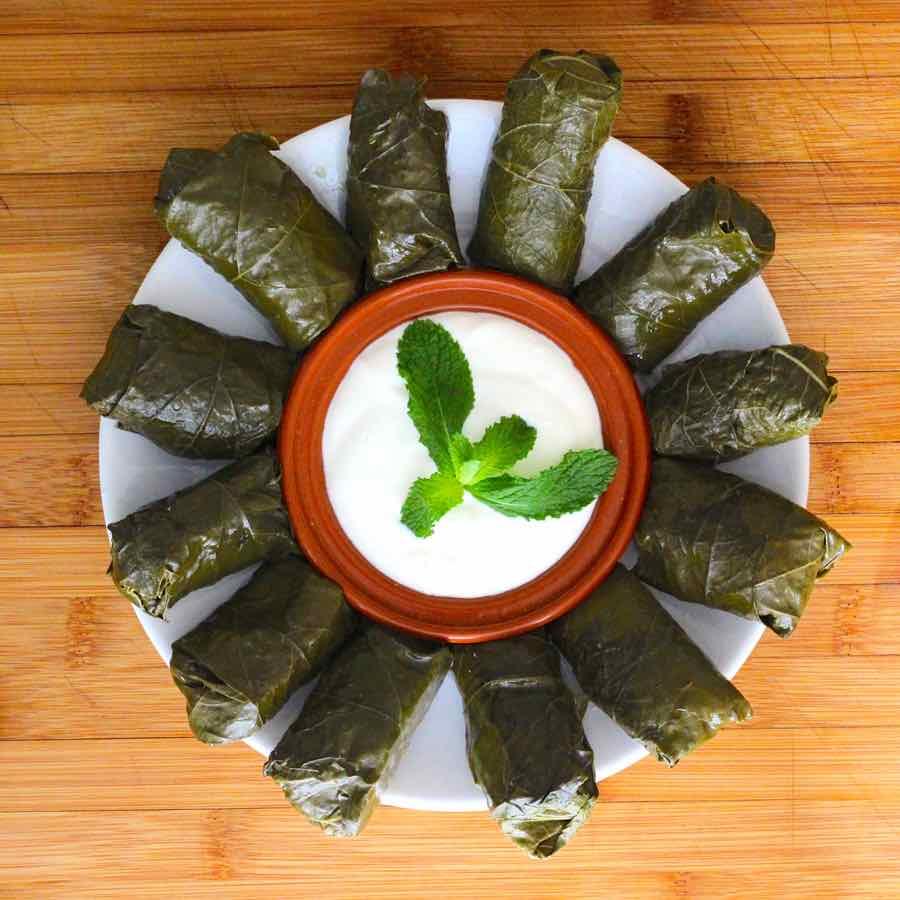 Dolma (Yarpaq Dolmasi) - Azeri Recipe | 196 flavors