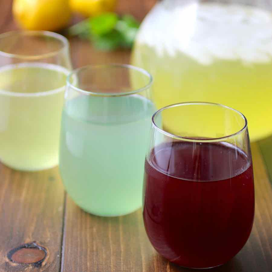 Sharbat - Traditional Azerbaijani Drink