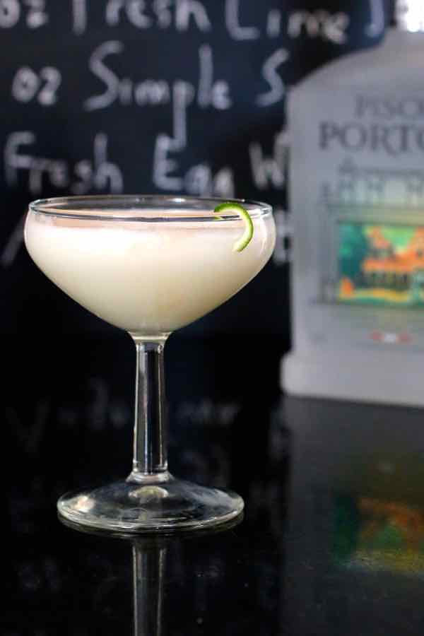 pisco sour traditionnel