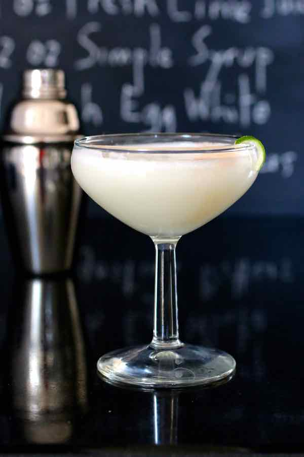 pisco sour authentique