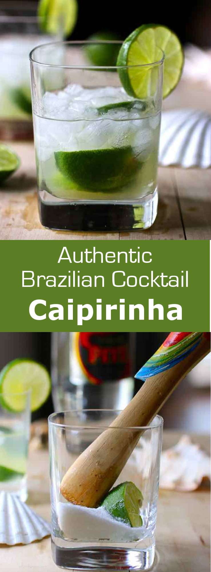 Caipirinha Authentic Brazilian Recipe 196 Flavors