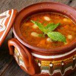 Bulgaria: Bob Chorba (Sopa de Frijoles)