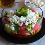 Bulgaria: Shopska Salata (Shopska Salad)