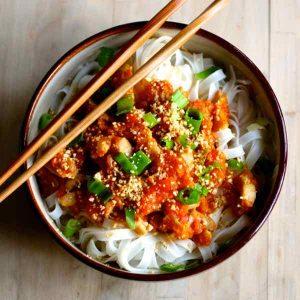 Burma: Shan Noodles