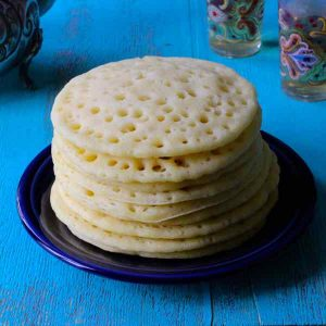 Morocco: Baghrir (Thousand-Hole Crepe)