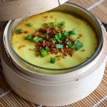 China: Steamed Eggs (蒸水蛋)