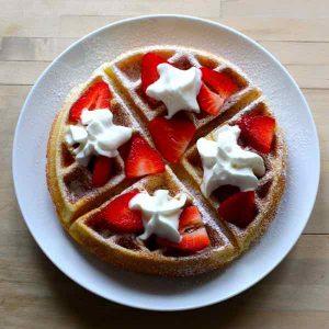 Belgium: Brussels Waffle