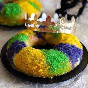 États Unis : King Cake