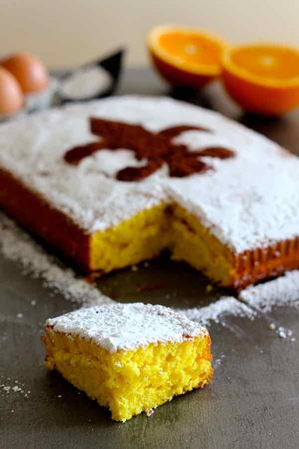 gâteau florentin