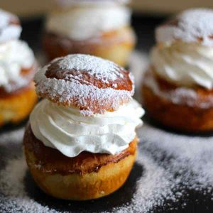 Authentic recipes from northern europe 196 flavors sweden semla semlor forumfinder Image collections