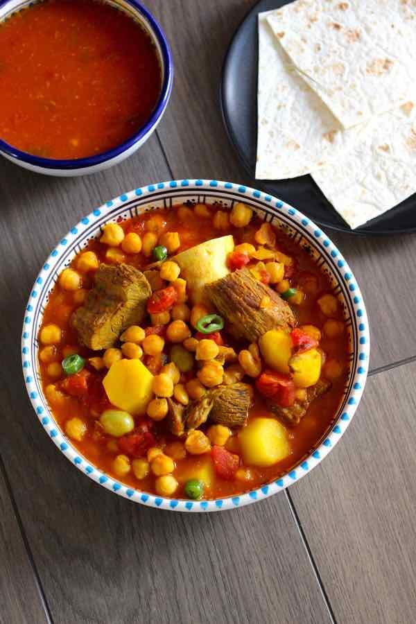 Abgoosht Recette Traditionnelle De Soupe Iranienne Flavors - Cuisine iranienne