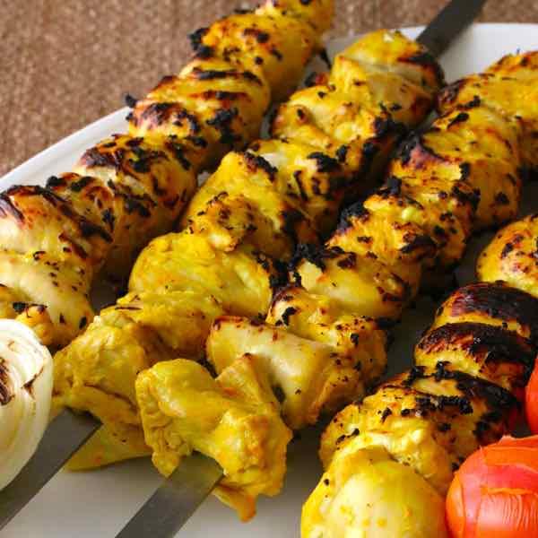 Joojeh Kabob Traditional Persian Recipe 196 Flavors