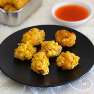 Thailand: Tod Man Khao Pod (Corn Fritters)