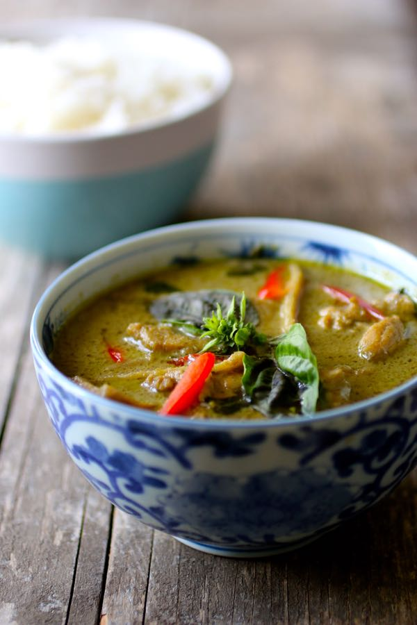Traditional Green Curry