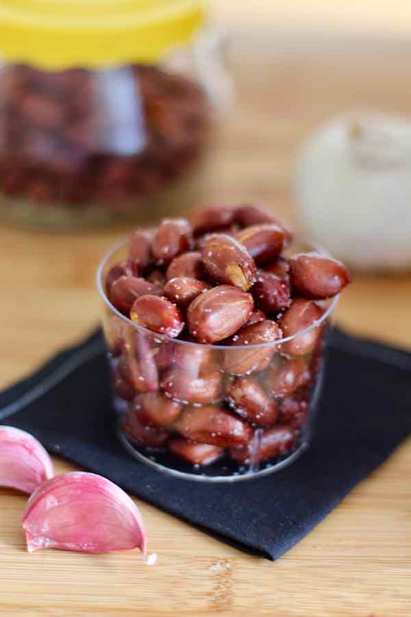 Adobong Mani Fried Peanuts Recipe