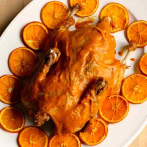 Duck à l'Orange