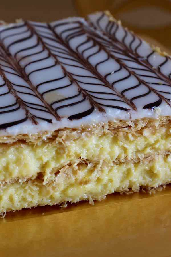 millefeuille recipe