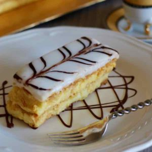 France : Millefeuille
