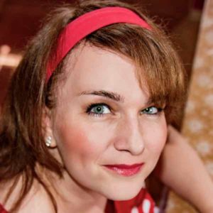 Interview with Kristyna (Czech Cookbook)