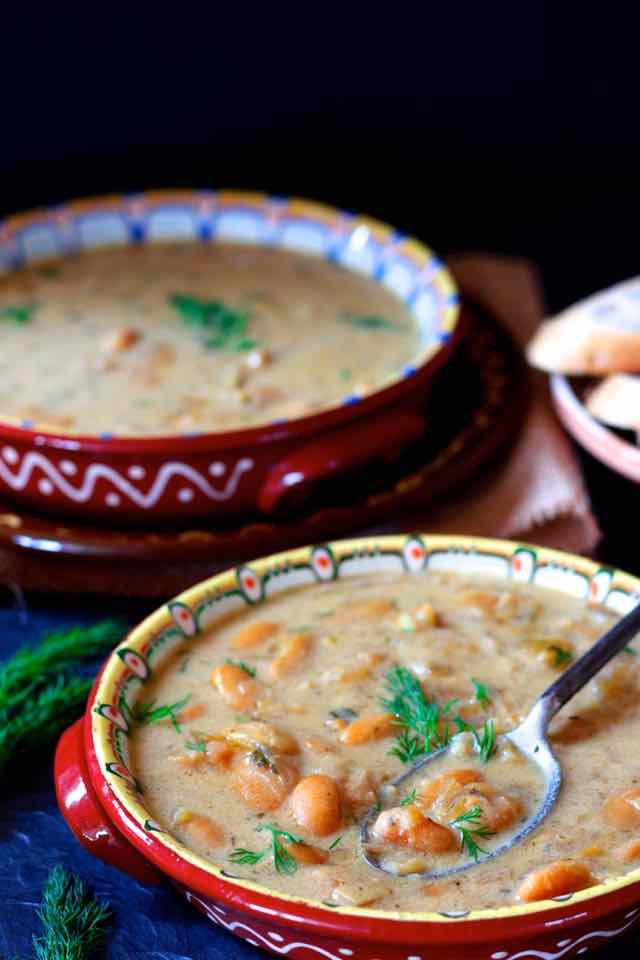 soupe végétarienne