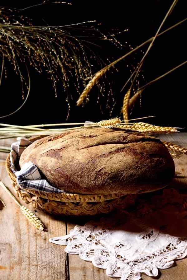 Chléb recipe