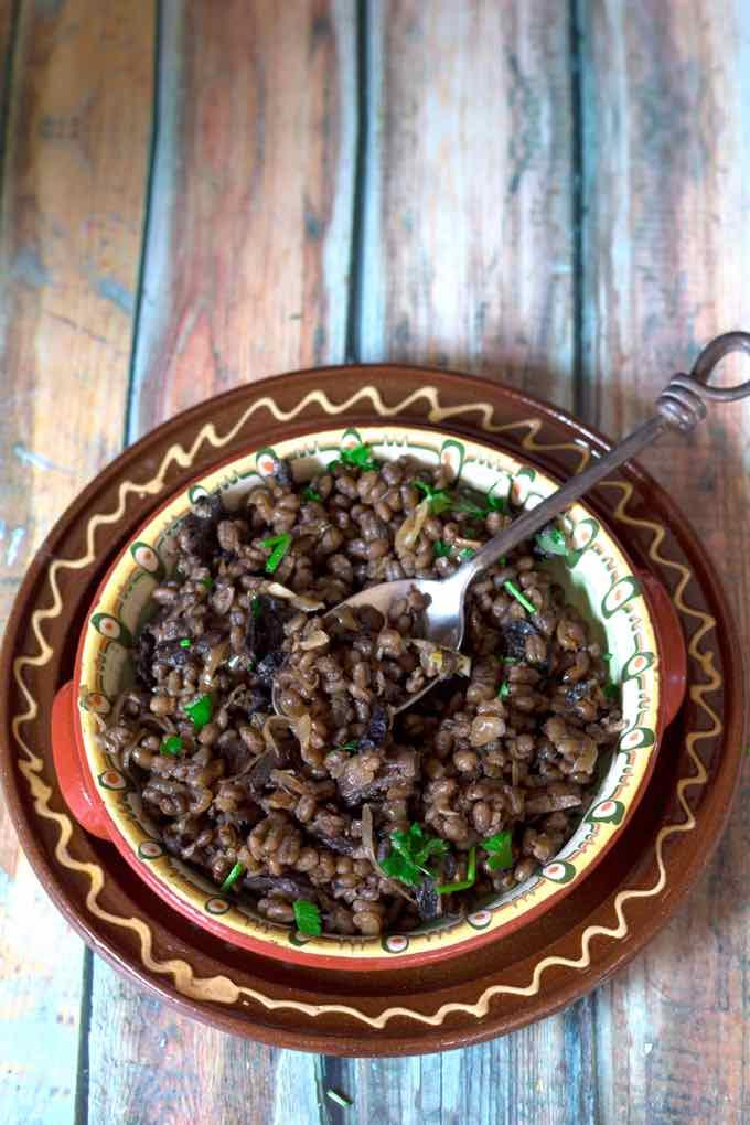 houbovy Kuba recipe