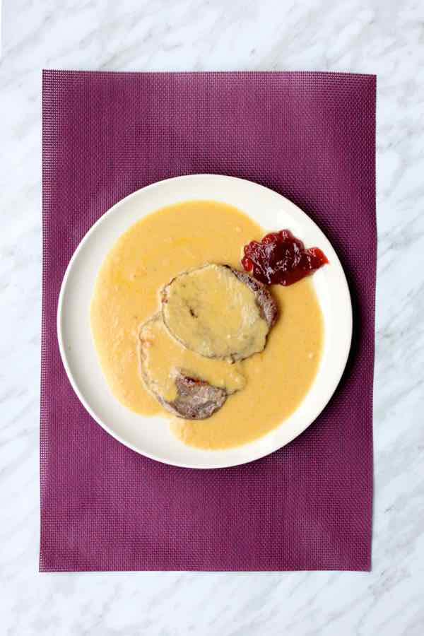 Svkov na smetan traditional czech recipe 196 flavors czech recipe svkov na smetan forumfinder Choice Image