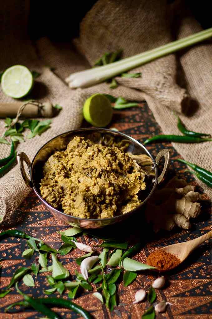 curry d'elumas