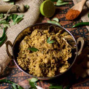 Sri Lanka: Elumas Curry