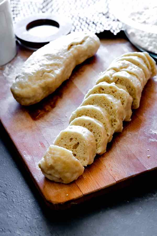 Knedlky traditional czech dumplings recipe 196 flavors czech dumpling forumfinder Image collections