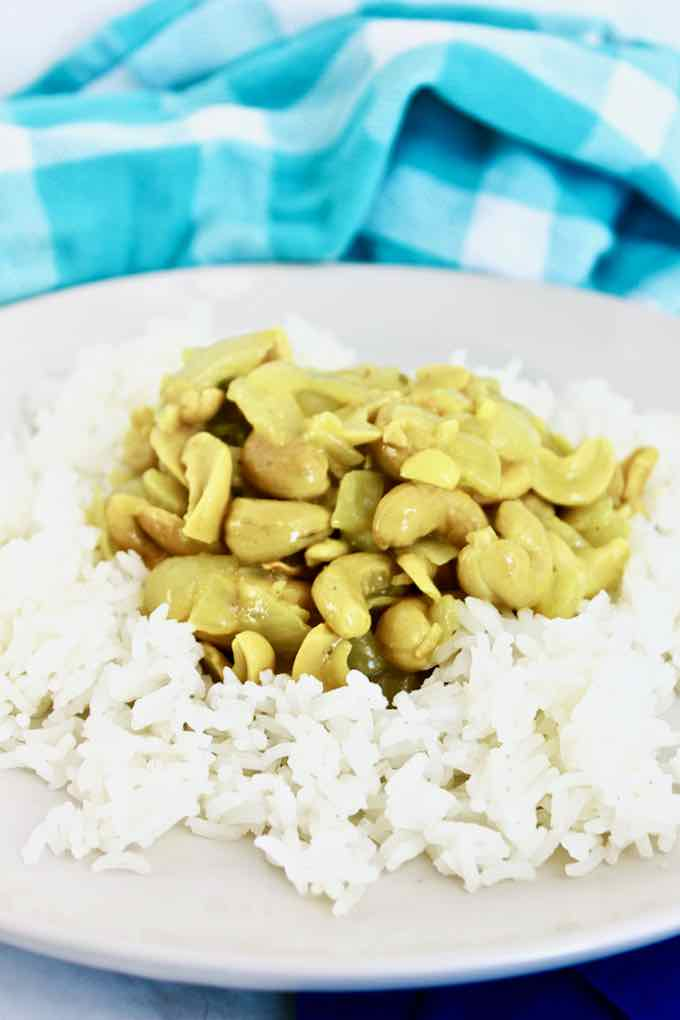 Sri Lankan curry