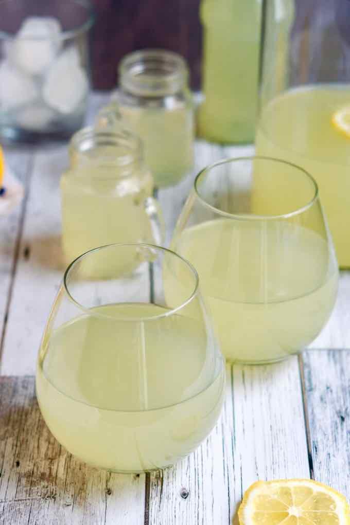 Tunisian lemonade
