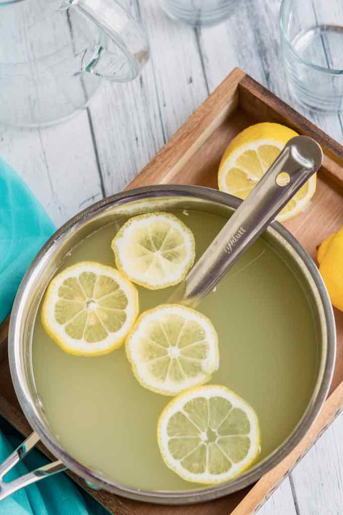 citronnade recipe